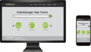 videoManager - Help Centre | Edesix